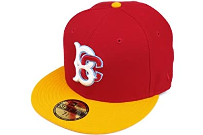 New Era 59Fifty Brooklyn Cyclones Fitted Cap by New Era