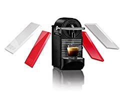 NESPRESSO COFFEE MACHINE PIXIE WITH CLIPS DELONGHI