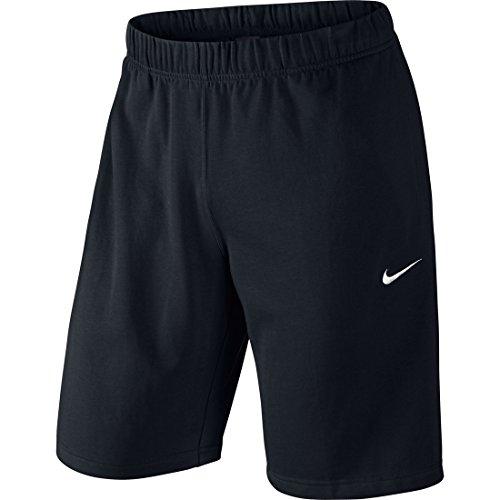 Nike Crusader Pantaloni Corti, Black/White, M