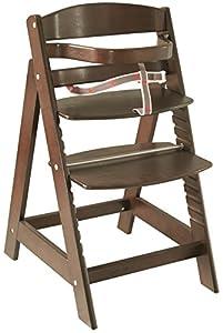 roba  7562 BG  - Treppenhochstuhl Sit Up III, braun