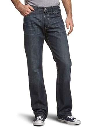 Levi's® - 506 standard - jean - droit - délavé stone - homme - bleu (hard ground) - w29/l34