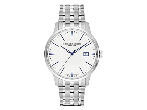 Abeler & Söhne mens watch Classic A&S 3021M