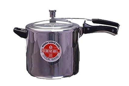 Saral-FS00000156-Aluminium-6.5-L-Pressure-Cooker-(Inner-Lid)