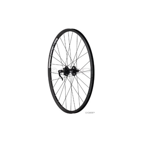 WTB Laserdisc XC Front Bicycle Wheel (26-Inch, 28-Hole, Black)