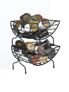 Nifty Single Serve Coffee Baskets