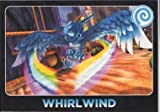 Skylanders Giants No. 055 WHIRLWIND - Power Screen Shot Individual Trading Card