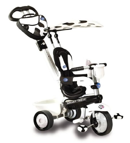 smart trike zoo 3 in 1 cow bicycles for toddlers. Black Bedroom Furniture Sets. Home Design Ideas