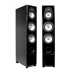Energy CF-50 Floorstanding/Tower Speaker (Black)