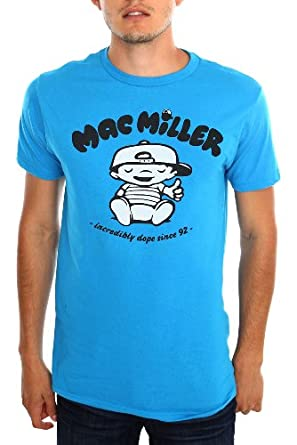 Mac Miller Thumbs Up Slim-Fit T-Shirt Size : X-Small