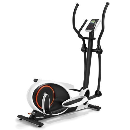 Bremshey CR7 Elliptical Cross Trainer - White