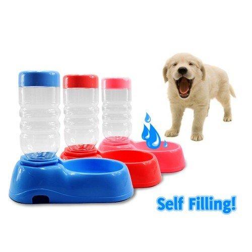 Artikelbild: selbst Füllung Tränkebecken Futterautomat für Hund und Katze