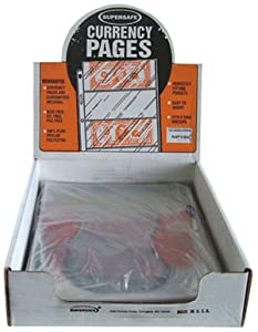 100 SuperSafe 1 Pocket Pages