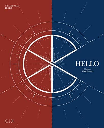 CD :  Cix - Hello Chapter 1 (set x 2 versiones)