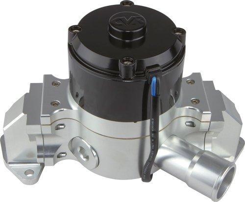 Cvr Performance 8502Cl Clear Billet Aluminum Electric Water Pump