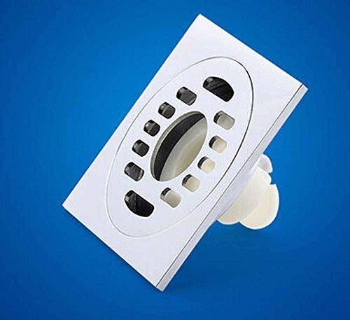 CU Mode simple étage humide/sec drain de panneaux de cuivre et de drain commun Maj résistant aux odeurs