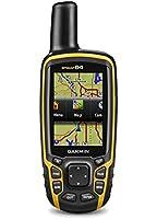 Garmin 010-01199-00 GPS Noir, Orange