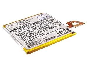 Battery Sony Ericsson Xperia T LT30p, Mint, Xperia TL, LT30a, LT30i, Li-Polymer, 1780 mAh