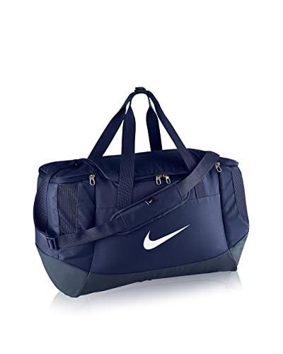 Nike Bolsa de deporte Club Team Swoosh Azul Marino