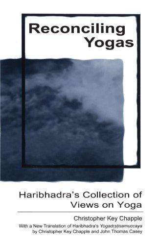 Reconciling Yogas: Haribhadra's Collection of Views on Yoga