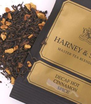 Harney & Sons Fine Teas Decaffeinated Hot Cinnamon Spice - 16 oz