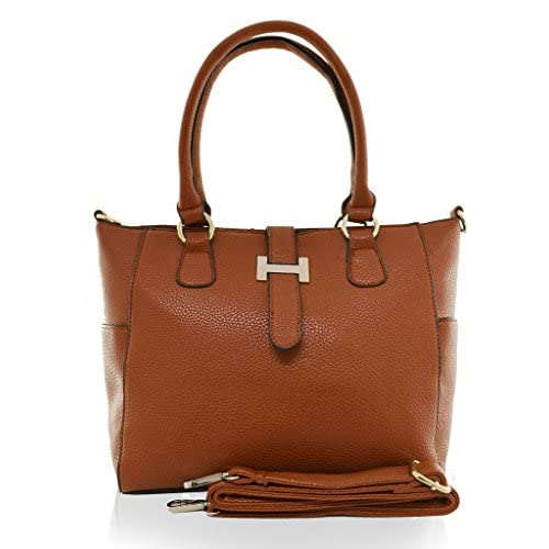 KUKUBIRD TRAPEZIUM SHAPE FAUX LEATHER DESIGNER LADIES HANDBAG