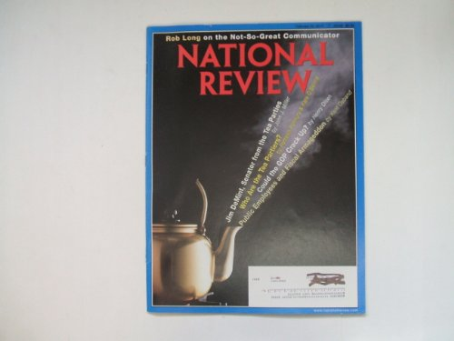 National Review February 22, 2010 (Senator Tea Party - Jim Demitt - Who Are The Tea Partiers?, Volume Lxii, No. 3)