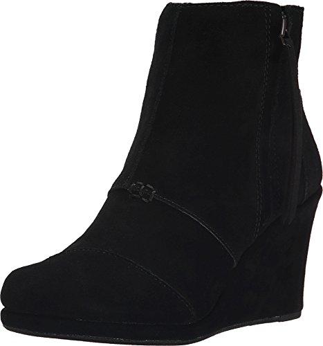 TOMS Desert Wedge High Boot - Women