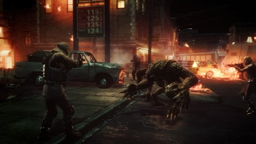 Resident Evil Operation Raccoon City galerija