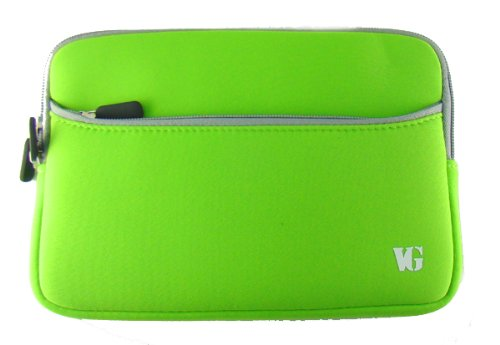 Christmas Green Carrying Case for Notebook 7