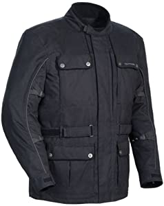 Tourmaster RINCON JACKET BLACK Size Medium