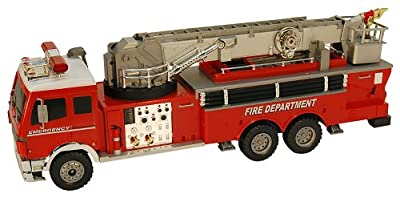 Hobby Engine Remote Control Fire Engine