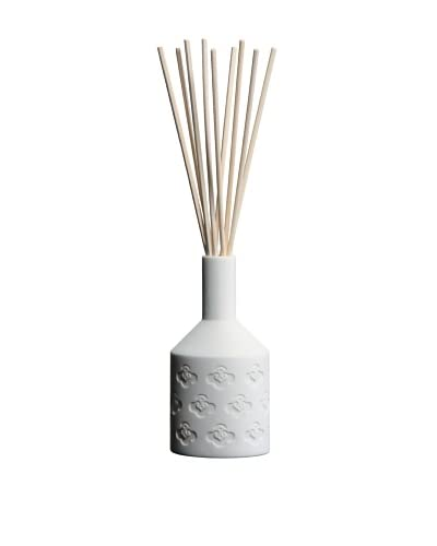 Serene House Porcelain Bouteille Reed Diffuser, Nuage