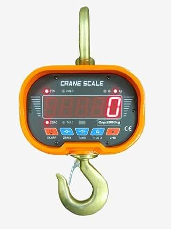 デジタル クレーンスケール 吊秤 吊りはかり OCS-2-C 2000kg
