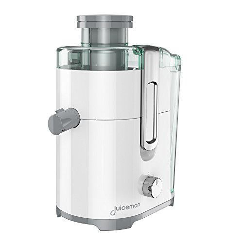 Great Deal! Juiceman JM250 Compact Juicer, White
