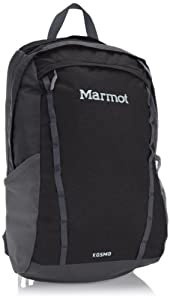 Marmot Men's Kosmo Daypack - Black/Slate Grey, One Size