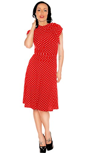 Folter Clothing BRIDGET BOMBSHELL DRESS in Choice of Colors