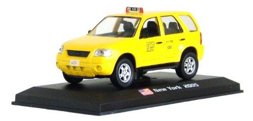 ford-escape-hybrid-new-york-2005-diecast-143-model-amercom-tx-9