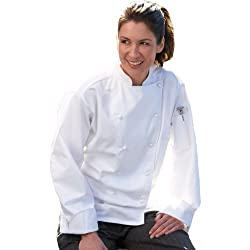 Uncommon Threads Carrara Chef Coat