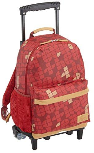 Tann's Zaino Scuola, rosso (Rosso) - T3GTRI-TSDM-R1