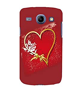 printtech Heart Love Flower Back Case Cover for Samsung Galaxy J1 (2016 EDITION )/ J120F (Global); Galaxy Express 3 J120A (AT&T); J120H, J120M, J120M, J120T Also known as Samsung Galaxy J1 (2016) Duos with dual-SIM card slots