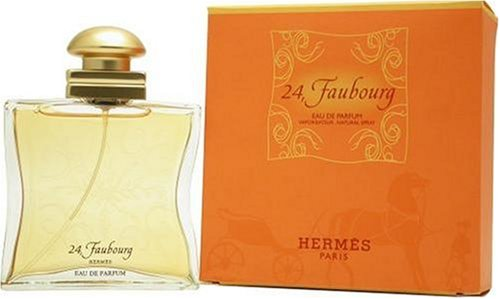 24 Faubourg By Hermes For Women. Eau De Parfum Spray 3.4 Ounces
