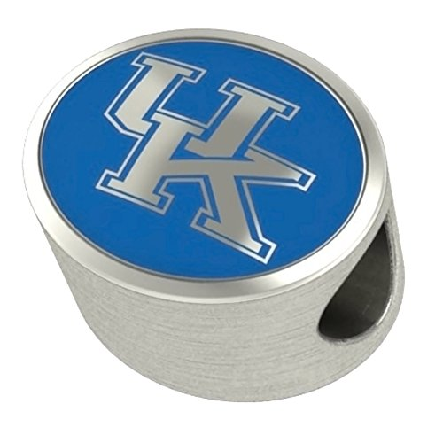 University of Kentucky Wildcats Bead Fits All Beaded Charm Bracelets