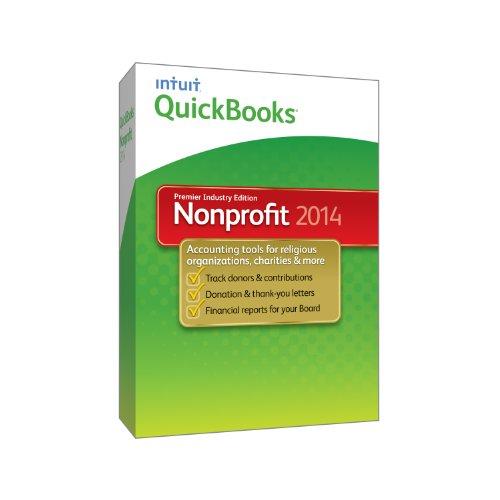 QuickBooks Premier Nonprofit 2014 [Old Version] (Quickbooks Windows compare prices)