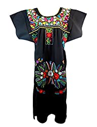 Leos Mexican Imports Mexican Dress Pu…