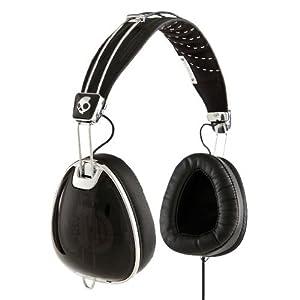 Skullcandy Roc Nation Aviator Black Headphones w/Microphone
