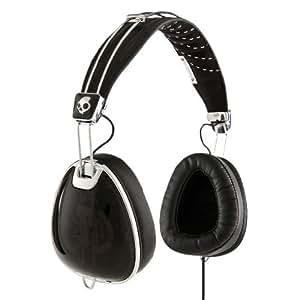 Skullcandy ROC NATION Aviator Black (S6AVCM003) Over-ear Headphones with In-line Mic