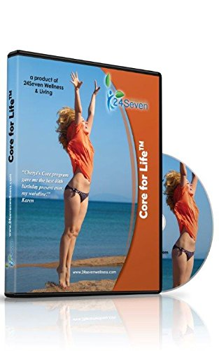 The Ultimate Ab Workout DVD By 24Seven Wellness & Living. Unique Core Exercises Developed Specifically to Provide Lower Back Pain Relief Through Strong and Powerful Abs. Find Out How!