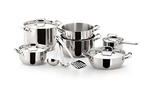 Varuna 926301 batterie de cuisine 9001794301251 cuisine - Batterie cuisine lagostina ...