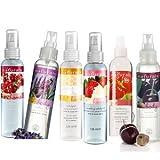 3 X Avon Naturals Lavender & Chamomile Room & Linen Spray