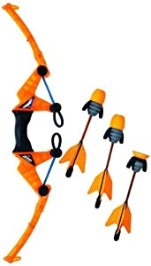 Zing Air Storm Z Tek Bow in FFP, Orange